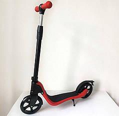 Самокат детский двухколесный Scooter Glob - Черный
