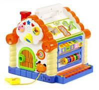 Развивающая музыкальная игрушка Теремок 9196 (739), фото 1