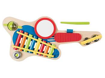 Дерев'яний музичний інструмент гітара 6 в 1 PLAYTIVE®JUNIOR
