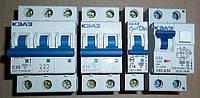 Электрические  автоматы типа ВМ63  КЕАЗ
