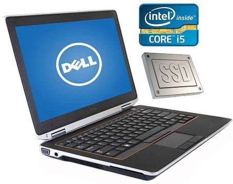 Телефон в подарок! Dell latitude E6320 / 13.3' / Intel Core i5-2520M ( 2(4) ядра по 2.5GHz) / 4 GB RAM / 120GB SSD / Intel HD Graphics 3000 / Web-cam/, фото 2