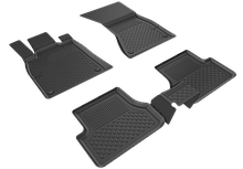 Автомобильные коврики в салон SAHLER 4D для AUDI A6 2011-2018 AU-04