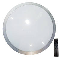 Светильник SMART LED с пультом 3000-4000-6500K 50W PALERMO круг ТМ LUMANO