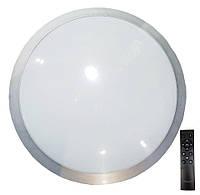 Светильник SMART LED с пультом 3000-4000-6500K 80W PALERMO круг ТМ LUMANO