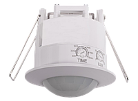 Датчик движения IP20 белый на лапках LU-DV0002-WHITE ТМ LUMANO