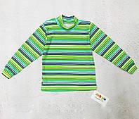 """Гольф дитячий """"Смужка"""", колір: Зелений, фото 1"""