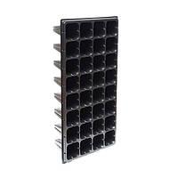 Кассеты для рассады 32 ячейки, Глубокая-110мм, размер кассеты 540х280мм, толщина стенки 0,7мм