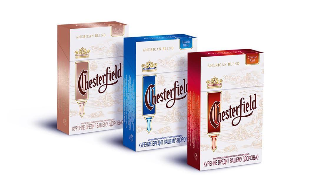 Chesterfield  - жидкость для электронных сигарет