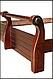 Кровать деревянная, двухспальная - Сицилия 1,6м, фото 2