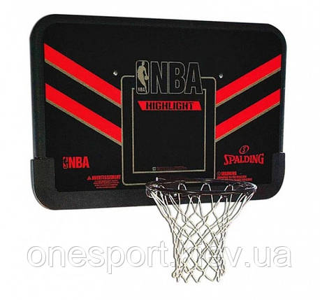 Баскетбольний щит NBA Highlight 44 + сертифікат на 300 грн в подарунок (код 137-598416), фото 2
