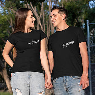 """Парні футболки для закоханих  """"Кохаю"""""""