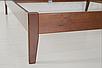 Кровать деревянная, двухспальная - Челси 1,6м, фото 4