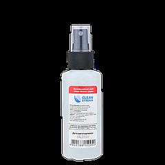 Дезинфицирующее средство для рук «CLEAN STREAM», ЖИДКАЯ форма 100 мл. (флакон с распылителем)