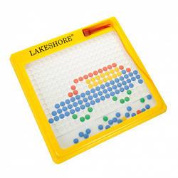"""Магнитный планшет """"Юный дизайнер"""" Lakeshore"""
