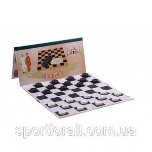 Доска для шахмат и шашек МЕД 35*35 см S185