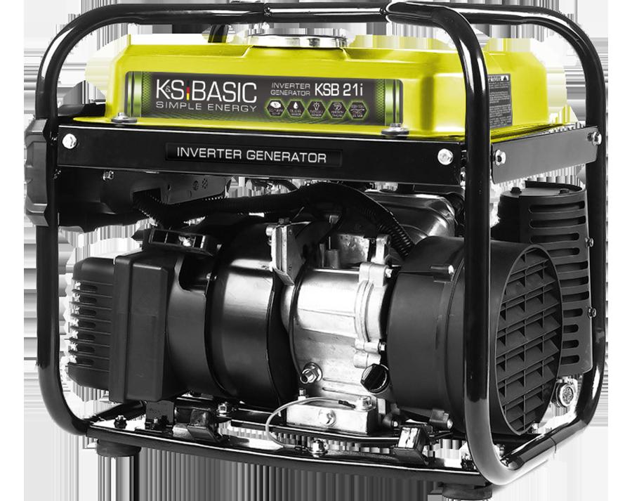 Генератор инверторный K&S Basic KSB 21i (2 кВт)