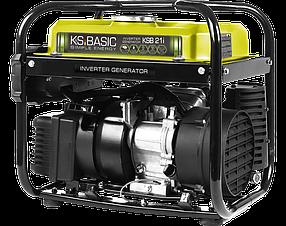Інверторний Генератор K&S Basic KSB 21i (2 кВт)