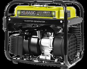 Генератор инверторный K&S Basic KSB 21i (2 кВт), фото 2