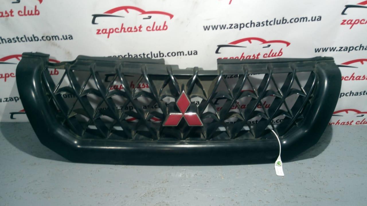Решетка радиатора , черная MR478595 (74078311) Pajero Sport 00- Mitsubishi