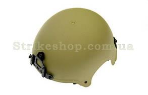 IBH - Helmet olive 8Fields