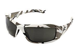 Окуляри тактичні Edge Eyewear Hamel Arctic Camo Smoke