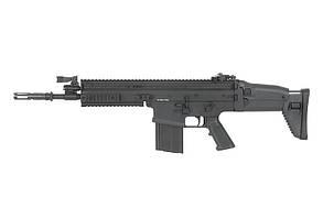 Штурмова гвинтівка SCAR-H Black D-Boys SC-02 Blk