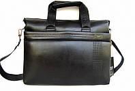 Стильная сумка-портфель POLO. Сумка для документов, ноутбука. Высокое качество. Доступная цена. Код: КЕ184, фото 1