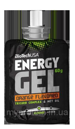 BioTechЭнергетикиEnergy Gel60 g