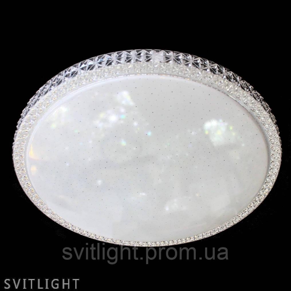 Светодиодный светильник Smart потолочная V1837/24W 3 COLOR Svitlight
