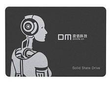 """SSD диск 1Tb для ноутбука и ПК 2.5"""" жесткий накопительный (твердотельный) DM F5 SATA III"""