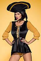 Эффектный костюм пиратки Obsessive Pirate set