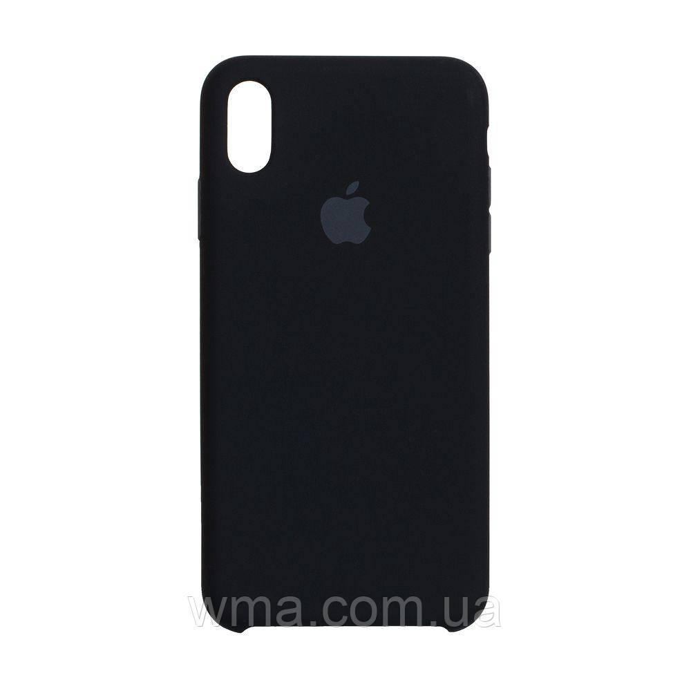 Чехол Original Iphone Xs Max Цвет Black