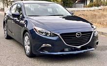Mazda 3 2013-2016 Седан и Хэтчбэк