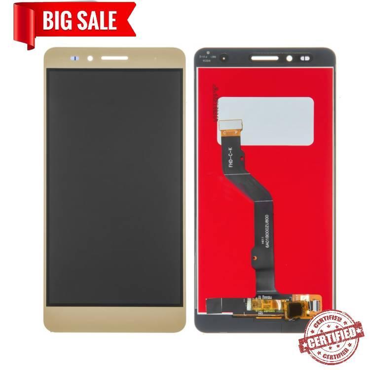 Модуль (сенсор+дисплей) для Huawei GR5, Honor 5X, Honor X5 (KIW-L21) золотий