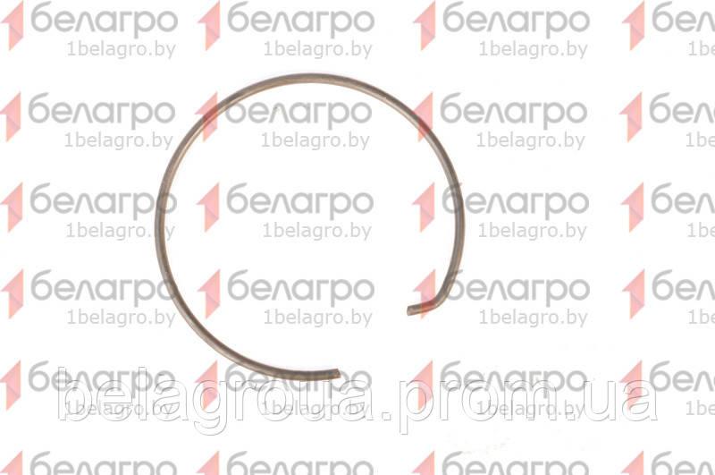 182.1601198-10 Кольцо пружинное ЯМЗ-184 муфты сцепления (с загибом)