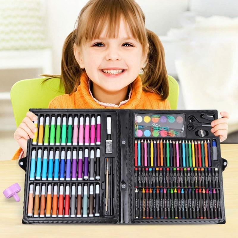 Набор для рисования и творчества в кейсе Art Set, 150 предметов