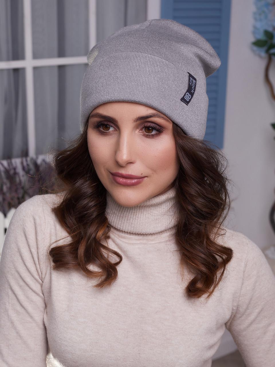 Женская шапка Лана
