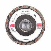 Круг скотч-брайт УШМ 125х5х22 мм XL-RD 6A-MED 3M