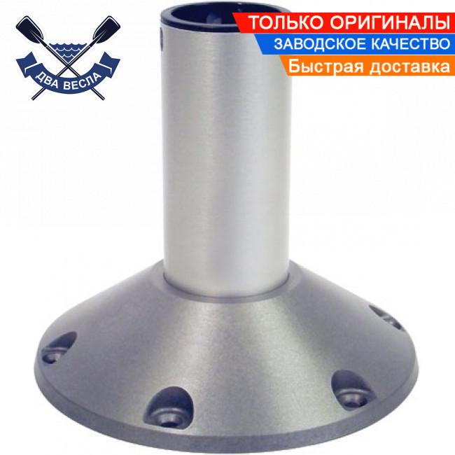 Стойка опора SeaSport 203 мм труба 73 мм под крепление кресла для яхты катера, анодированный алюминий, США