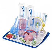Сушарка Для Дитячих Пляшечок І Аксесуарів Dr. Brown's Решітка Для Сушіння Дитячих Пляшечок, фото 1