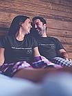 """Парні футболки для закоханих  """"Тобі личить моє кохання"""", фото 3"""