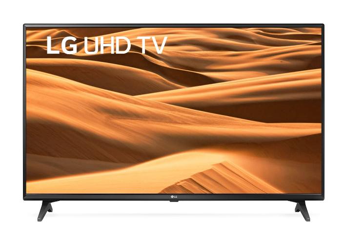 Телевизор LG 43UM7050 smart