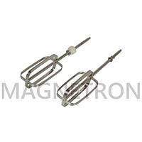 Венчики (2 шт) с шестеренкой для взбивания к миксерам Ariete 1566/1 AT6116022300