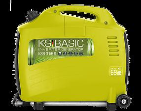 Інверторний Генератор K&S Basic KSB 31iE S (3.1 кВт)