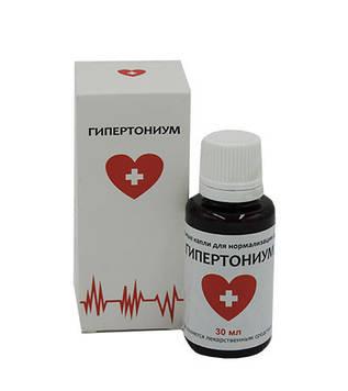 Гипертониум - краплі від гіпертонії