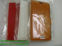 Lenovo S8 S898 книжка чехол - белый, красный, золотой.