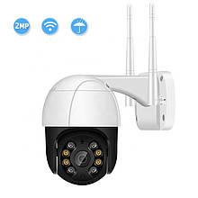 Поворотная камера PTZ WiFi IP 2MP/3MP/5МP ANBIUX + Блок питания