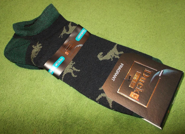 Носки короткие Ducks Турция 100% хлопок №49 размер 40-44