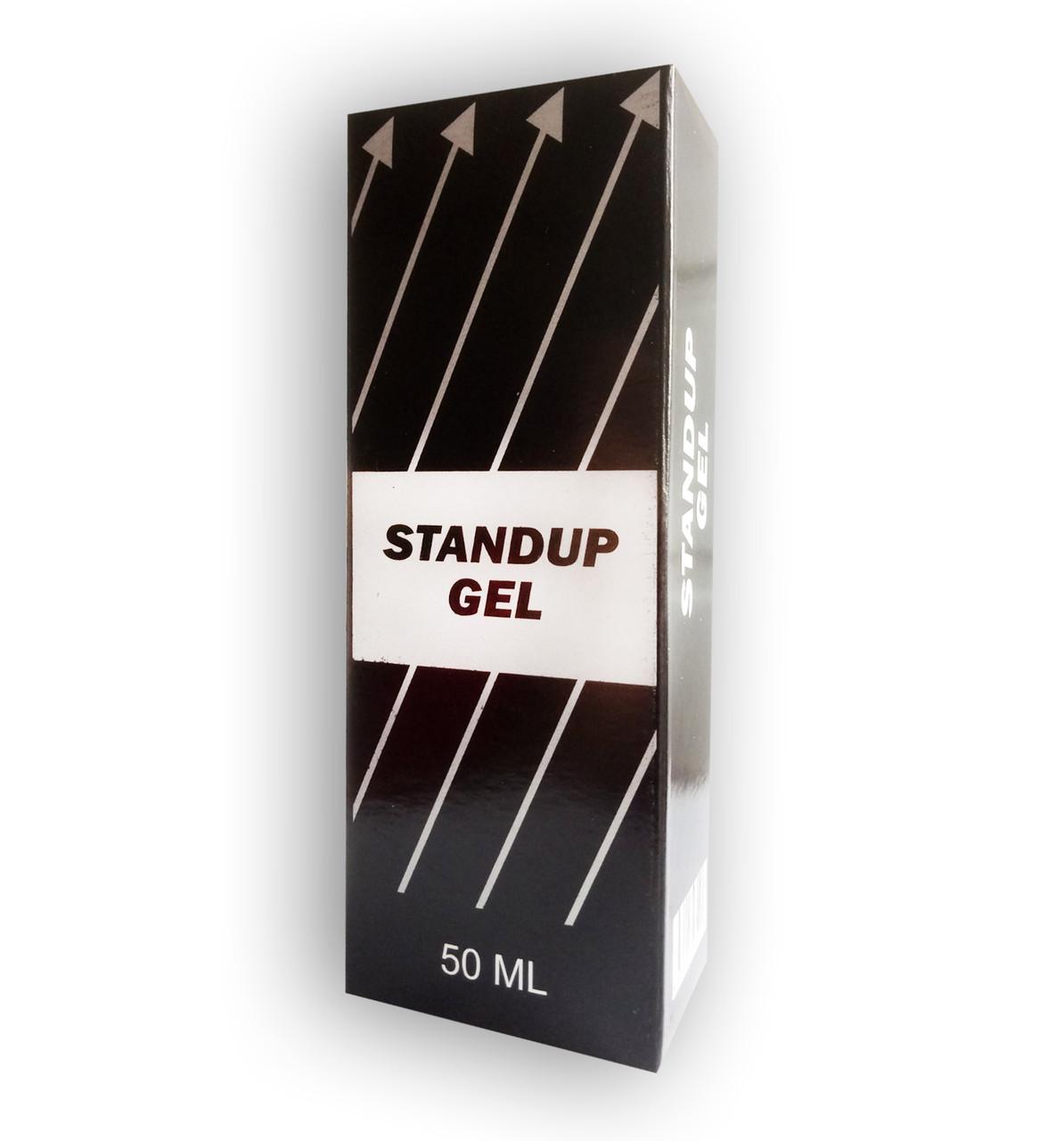 Stand Up Gel для увеличения члена 50 ml