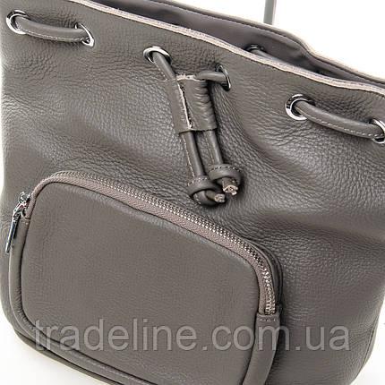Сумка Женская Классическая кожа ALEX RAI 7-01 7110 grey, фото 2